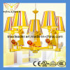 2014 New Lighting Fixture Colorful Fabric Lighting Fixture