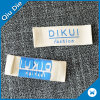 Soft Kids Clothing Woven Labels