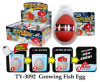 Funny Growing Fish Egg Toy