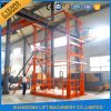 Hydraulic Guide Rail Cargo Lift Factory Goods Lift for Sale