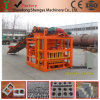 Semi-Automatic Cement Solid Brick Making Machine/Concrete Hollow Block Making Machine