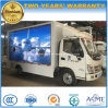 Foton 4X2 Mobile Advertising Vehicle 5 Tons LED Screen Truck