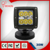 High Power 30W IP68 Waterproof LED Work Light for Offroad Vehicle