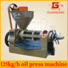 Yzyx90-2 China Rapeseed Oil Pressing Equipment