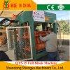 Automatic Hydraulic Cement Brick Paver Block Kerb Stone Machine (QT5-15)