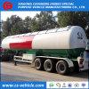 Tri-Axle 50m3 LPG Gas Tanker Semi-Trailer 50000L LPG Tanker Trailer