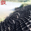 Smooth Perforated HDPE Geocell Manufacture