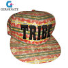 Baseball Cap with All Over Print and Emb at Pront panel (LY004)