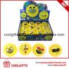 TPR Massage Ball Bounce Ball with LED Flashing Emoji Ball