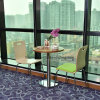 Modern Simple Design Restaurant Furniture Round Table for 2 Persons