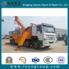 HOWO 8X4 Heavy Duty Towing Wrecker Road Block Removal Truck