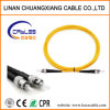 Optical Fiber Cable Patch Cord St-St Single Mode 1m