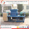 Double Shaft Plastic Shredder Machine for Plastic Wood Cardboard