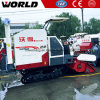 Small Type 4lz-4.0e Wheat Cutter Mini Harvester Price