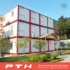 Prefabricated Container Hotel Building with High Quality
