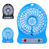 3.7V 18650 Lithium Battery Rechargeable Portable Air Cooler Mini Fan