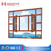 Luxury Hotel Casement Window with Mesh