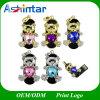 Diamond Heart Bear USB Pendrive Jewelry USB Stick