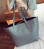 PU Ladies Shoulder Bag Double Side Handbags (BDMC162)
