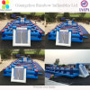 Outdoor Inflatable Human Foosball Rental Inflatable Human Table Football Field