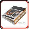 Custom Printing A4 Cardboard Ring Binder with Index & Divider