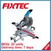Fixtec Power Tool Electric 1800W 255mm Sliding Mitre Saw Cutting Saw