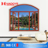 China High Quality America Style Auminum Casement Window