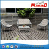 Outdoor Aluminum Frame Rattan Garden Furniture