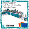 Fully Auto My Clear Bag Production System