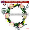 Party Items Wedding Flower Crown Party Fashion Jewelry (W1010)