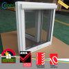 Australia Standard UPVC Casement Window with Retractable Screen