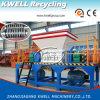 Factory Sale Double Shaft Plastic Shredder for Film/Bag/Tire/Tyre/Lump/Pipe/Barrel/Bucket