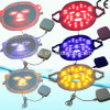 Blue Red Yellow LED Light Acne Therapy Mask for Personal Care