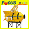 Jzc250/350/500 Concrete Mixer with Drum