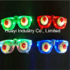 LED Light up Droopy Eye Glasses