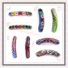 Shamballa Bars Jewelry, New Design Flower/Flag Bars Multicolor