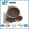 Double Heat-Resisting Impact performance Metal Monolith