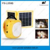 2W LED Solar Light with USB Phone Charger Function