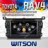 Car Dve Player for Toyota RAV4 with 1 GMHZ CUP Main Frequency (W2-C247)