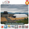 25X40m Big Event Tent with 6m Side Height for Movable Venue