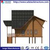 70 Years Lifetime Modern Steel Structure Prefab Villa