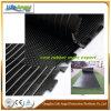 17mm Thick Customed Rubber Interlocking Flooring Cow Mat