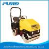 Hydraulic Vibration Double Drum 2 Ton Soil Compactor