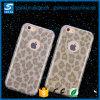 Unique Fashion Design Leopard Print TPU+PC Phone Case for iPhone 6 6s Phone Cover