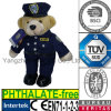 Stuffed Animal New York Police Policeman Teddy Bear Plush Toy
