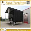 Viewing Platform Trailer Mobile Portable Platform Stage