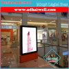 Super Shopping Mall Mupi Static LED Light Box Signage