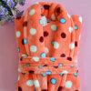 SGS Women's Super-Soft Coral Fleece Bathrobe (WJ-B944)