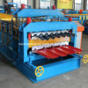 Cold Roofing Sheet Double Layer Roll Forming Machine