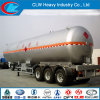 ISO 3 Axle 59.52cbm LPG Gas Tank Trailer